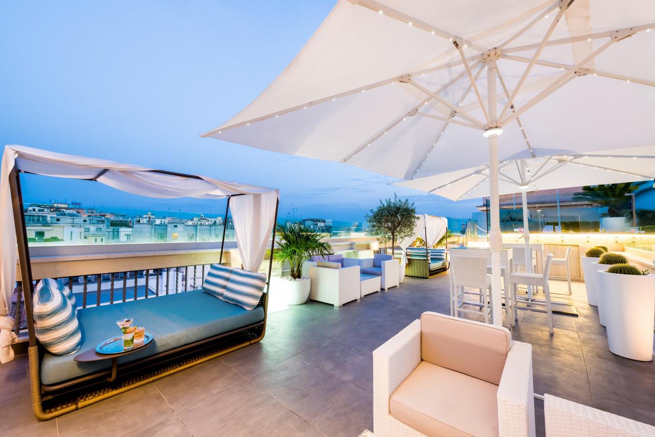 Sky Blu Rooftop Restaurant Luxury Restaurant Awards